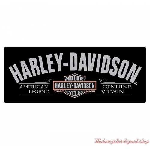 Plaque métal V-Twin Harley-Davidson