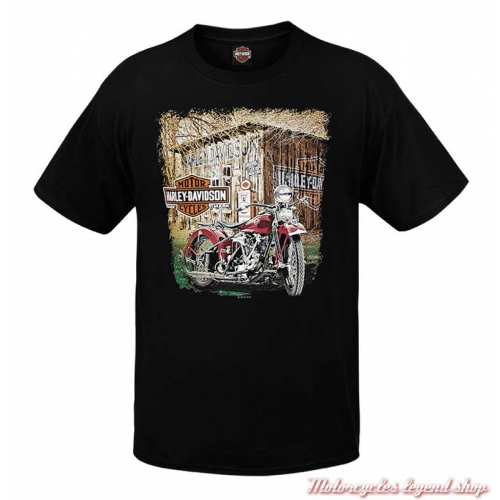 Tee-shirt Relic MC Harley-Davidson homme