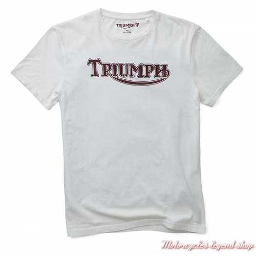 Tee-shirt Logo Triumph