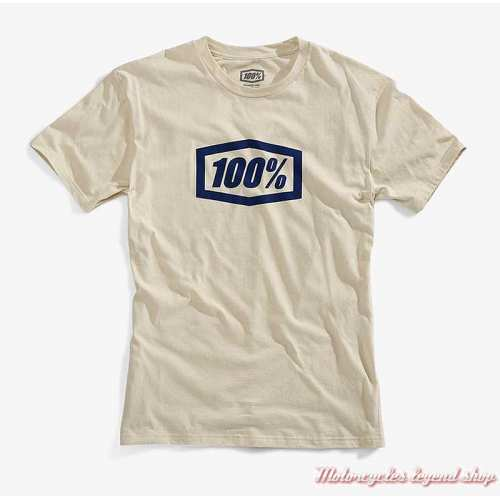 Tee-shirt Essential homme 100%
