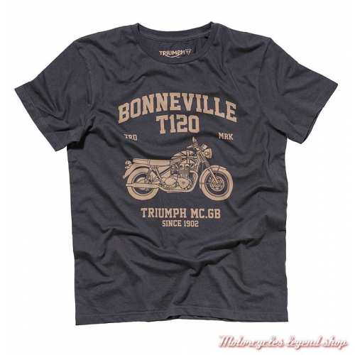 Tee-shirt Fitton Triumph homme