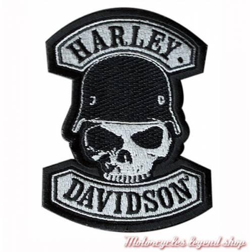 Patch Spike Skull Harley-Davidson