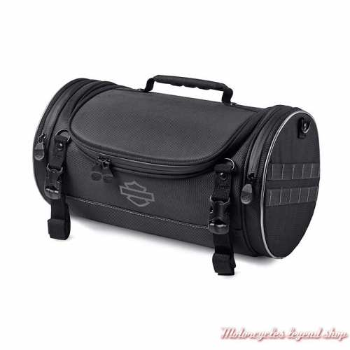 Sac de jour Premium Onyx Harley-Davidson, polyester noir, 93300104