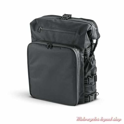Grand sac étanche Overwatch Harley-Davidson, noir, polyester, 93300120