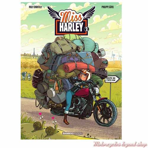 "BD ""Miss Harley"" Tome 2"
