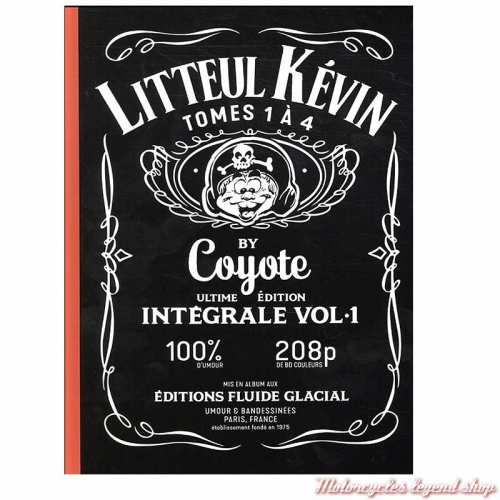 BD Litteul Kevin Intégrale Vol. 1