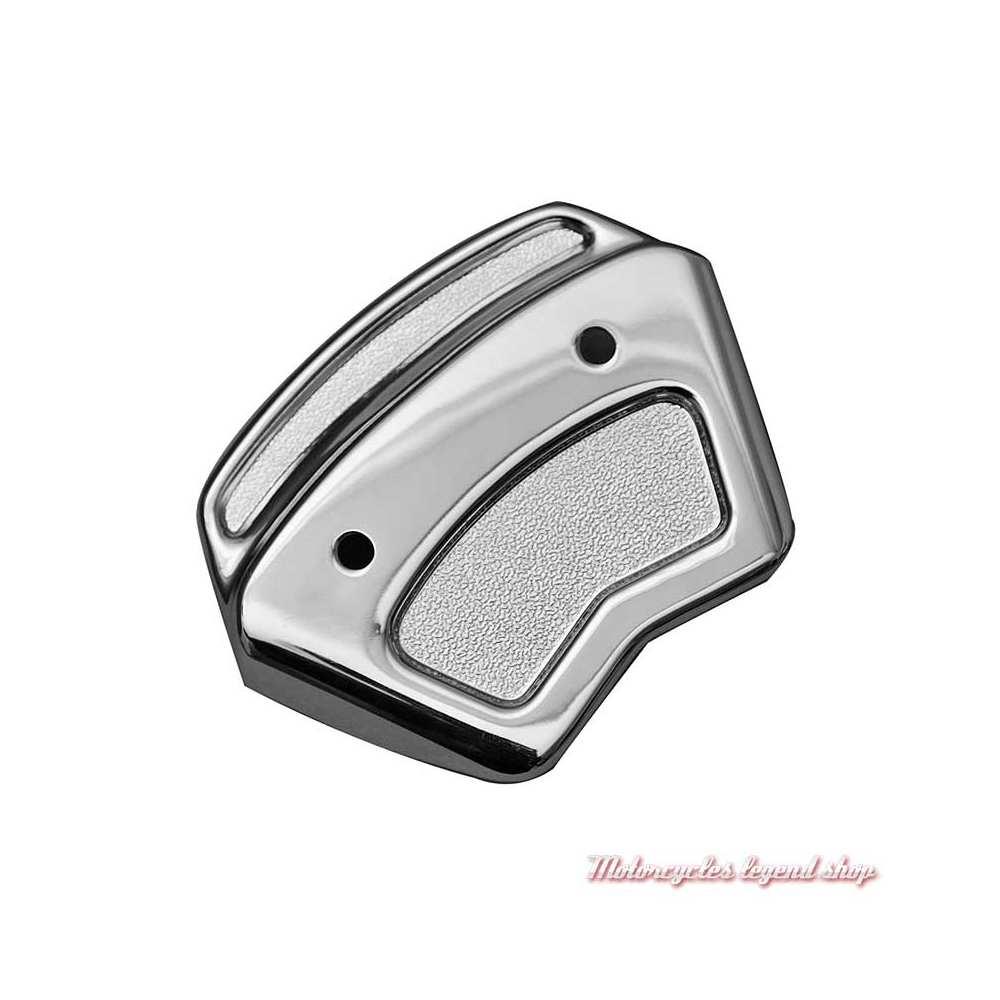 Cache d'étrier de frein Harley-Davidson chromé pour Sportster, 43552-00