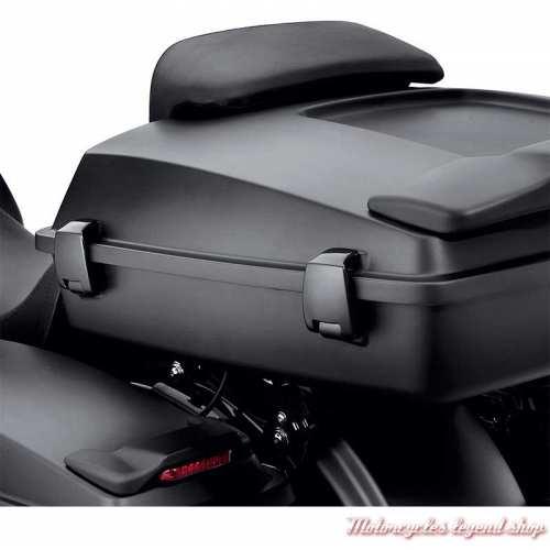 Charnières Tour Pak Premium Harley-Davidson, noir brillant, visuel 53000131