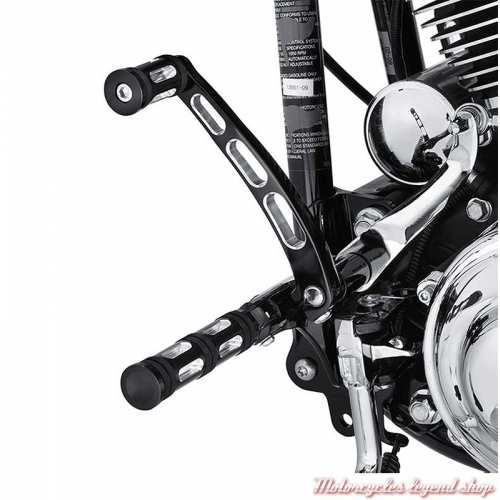 Levier de sélecteur de vitesse Edge Cut Harley-Davidson, visuel, 34043-10