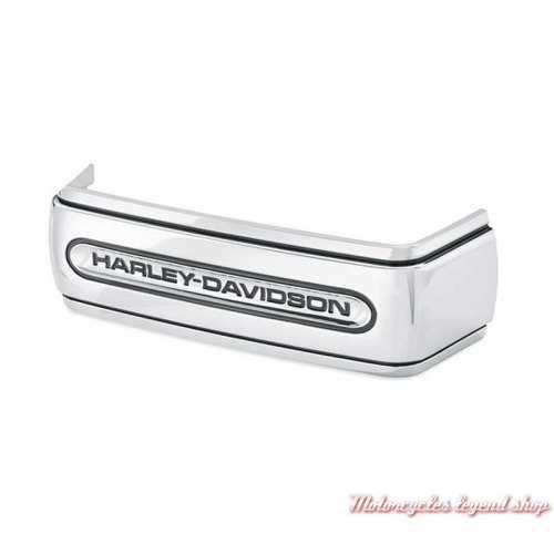 Bande Cache-batterie Logo chromé Harley-Davidson 66443-06