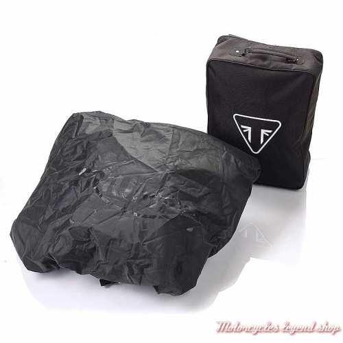 Housse de moto intérieur/extérieur taille Large Triumph, noir, A9930495