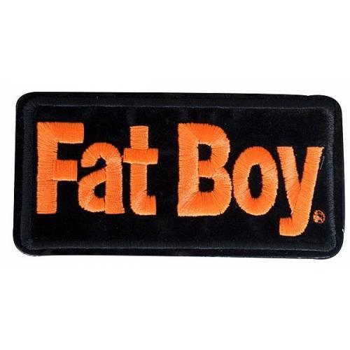 Patch Fat Boy Harley-Davidson