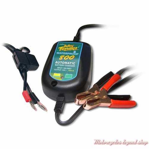 Chargeur entreteneur de batterie étanche au lithium 3807-0057