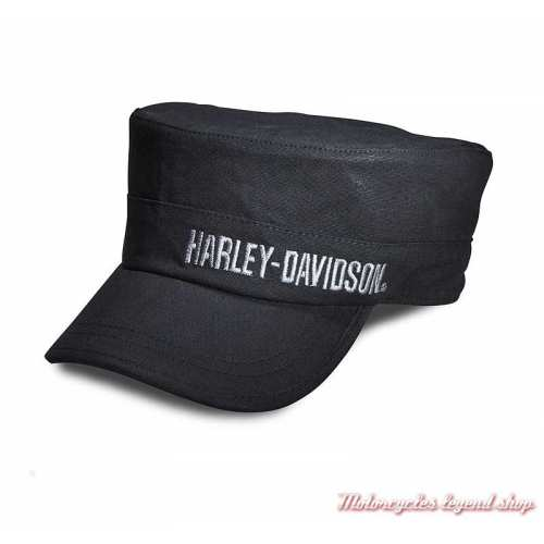 Casquette Flat Top Harley-Davidson homme