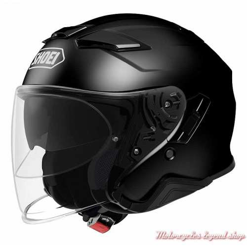 Casque jet J-Cruise II noir Shoei