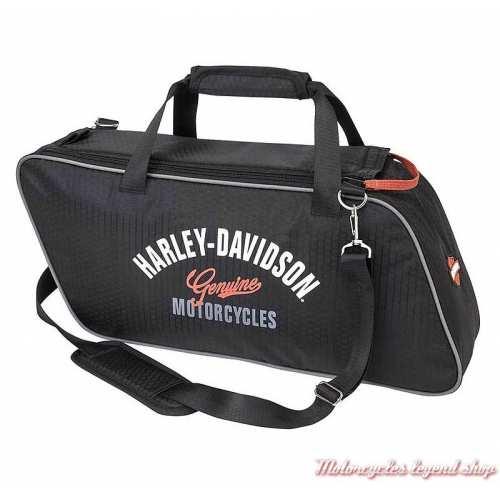 Bagage de sacoche moto Genuine Harley-Davidson polyester ripstop, vendu par 1, 99306