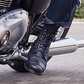 vente chaussures bottes motos triumph pour hommes et femmes motorcycles legend shop. Black Bedroom Furniture Sets. Home Design Ideas