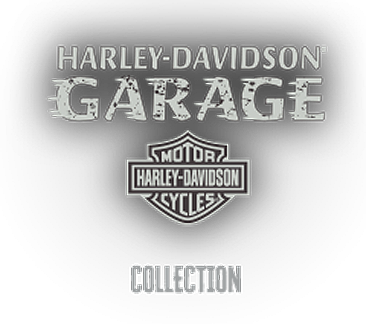 Harley-Davidson collection garage